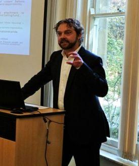 Dr. Gilberto Estrada Harris lac seminar presentation, June 2015
