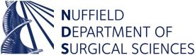 Nuffield Department of Surgical Sciences logo