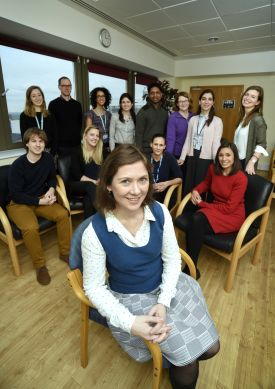 The Paediatric Neuroimaging Group (Photo: Dave Fleming)