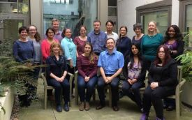 Image of Prof. Martin Maiden's group