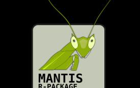 Mantis packaging logo