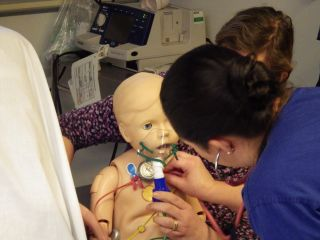 Oxstar helps with in situ training in the emergency department