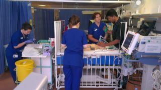 In situ training in picu