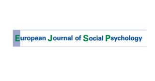 European journal of social psychology 1