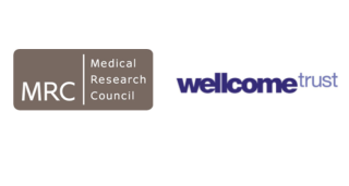 Wellcome trust and mrc logos