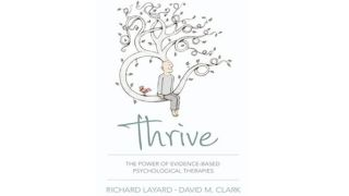 """Thrive: The power of evidence-based psychological therapies"" (OxCADAT's latest book)"