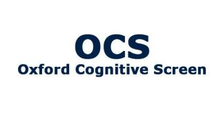 Oxford Cognitive Screen