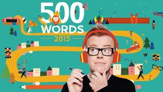 Ep contribution to 500 words project discussed on bbc radio 2