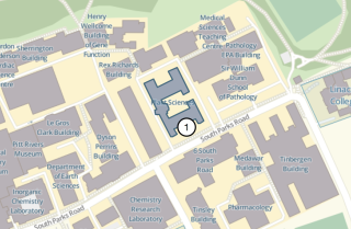 Directions to plant sciences housing the schich lecture theatre