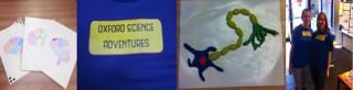Oxford science adventures free activities for children in half term