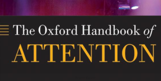 Oxford handbook of attention published by kia nobre