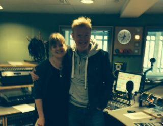 Kate nation interviewed on bbc radio 2