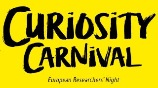 Roll up, roll up! Experimental Psychology researchers prepare to take part in the Curiosity Carnival