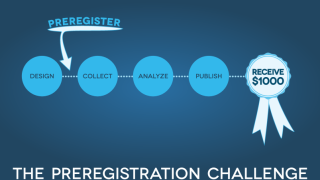 Congratulations Saloni on winning the OSF pre-registration challenge!