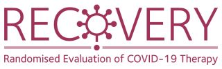 RECOVERY logo: Randomised Evaluation of COVid-19 thERapY