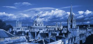 The oxford skyline