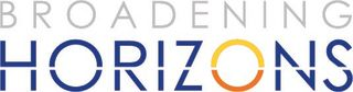 Broadening Horizons logo