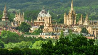 Oxford academics honoured by the royal society 1
