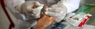 Antimalarial effectiveness april 17