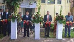 Microbiology laboratory reopened after renovations