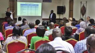 Nairobi newborn studies feedback meeting