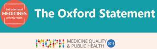 Oxford statement 2018