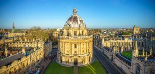 Oxford skyline 1