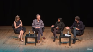 """Centre PI, Prof Peter Donnelly, was part of the Royal Society """"You and AI"""" panel discussion. You can watch the entire event, chaired by Brian Cox, online"""