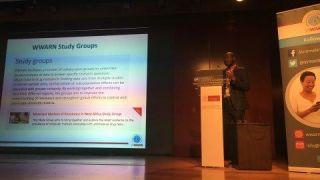 Paul sondo from nanoro burkina faso recounts the highlights from his crdf fellowship at wwarn