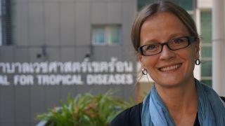 Katherine plewes earns canadian grant for kimoru based study