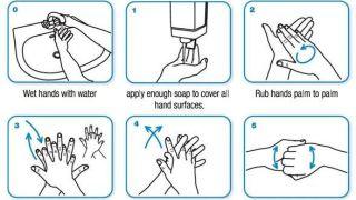 Join smru for hand hygiene day