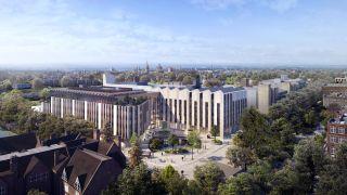 Tinbergen redevelopment updates