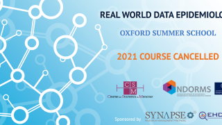 Real World Epidemiology: Oxford Summer School