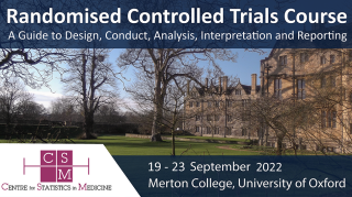 Randomised controlled trial course