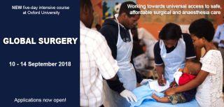 Global surgery