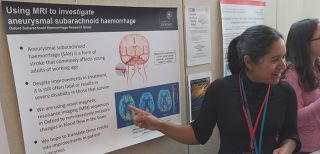 Oxford subarachnoid haemorrhage research group