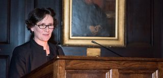 Irene tracey at festschrift