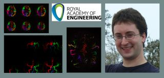 Tom okell wins royal academy of engineering research fellowship
