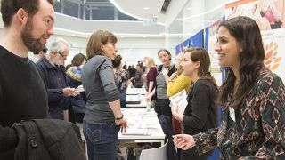 Over 250 people find out about tackling brain diseases