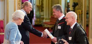 Oxford celebrates the queen2019s anniversary prize