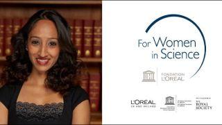 Aarti Jagannath wins 2015 For Women In Science Award