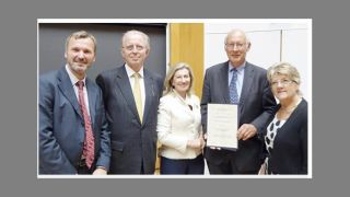 Christopher Kennard wins 2015 Koetser Award