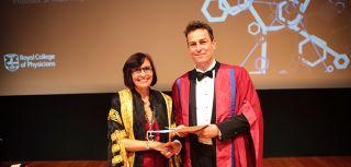 Professor Jane Dacre and Professor Martin Turner