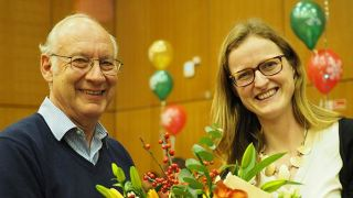 Wellcome Trust Award for work on plasticity
