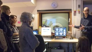 Functional MRI Centre Open Day 2015
