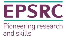 Charlie Stagg awarded EPSRC Grant