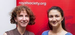 Gwenaëlle Douaud experiences the Royal Society's Pairing Scheme