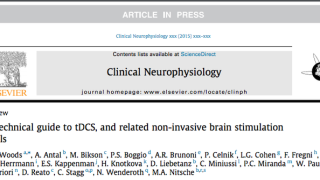Published Paper: Clinical Neurophysiology