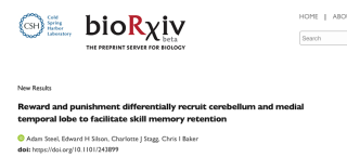 Published paper biorxiv preprint