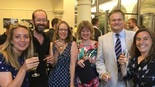 Staff success at OxTALENT Awards